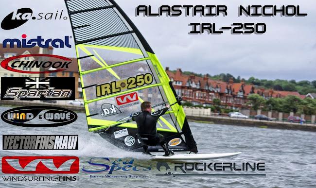 Alastair IRL-250