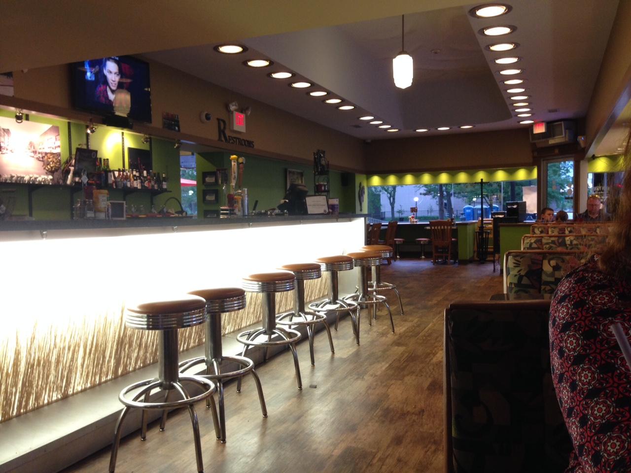 Newton S Cafe Waterloo Iowa