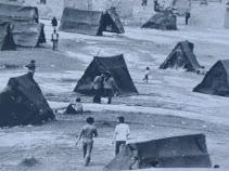 Construyendo barrio entre todxs. / Toma del barrio Porvenir en 1978