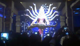 मिथिमीडिया केर कैमरा मे पूजाक छवि