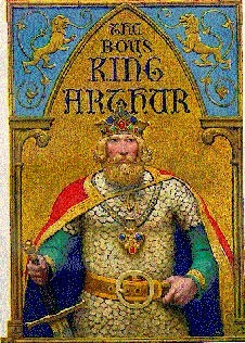La mistica dell 39 anima re artu 39 - Re artu ei cavalieri della tavola rotonda ...