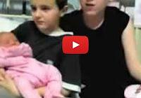 Conheça o menino de 13 anos que é pai!