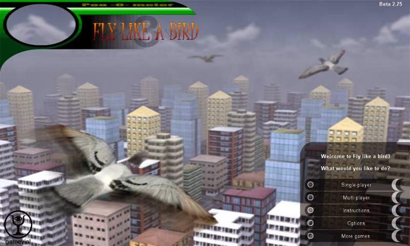 Fly like a bird 3 1.8 APK FULL PREMIUM