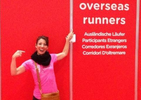 London Marathon Expo 2014