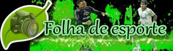 FOLHA DE ESPORTE