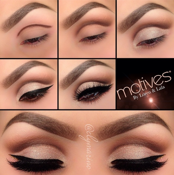 The Lacey Makeover: Tutorial: The Stunning Cut Crease Eye ...