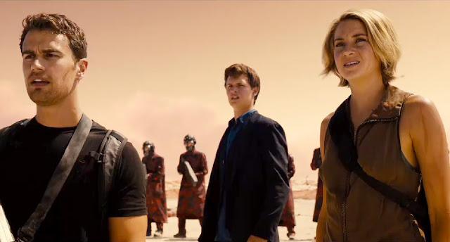 """Segundo trailer de """"A Série Divergente: Convergente"""" é intenso e eletrizante"""