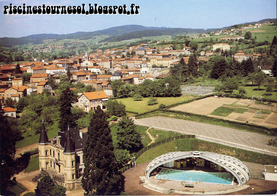 Piscines tournesol piscine tournesol cours la ville for Bouguenais piscine