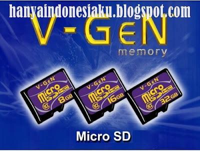 Micro SD V-Gen Original