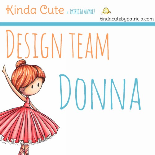 I design for Kinda Cute By Patricia
