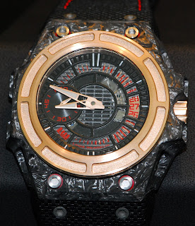 Montre Linde Werdelin SpidoLite II Tech Gold