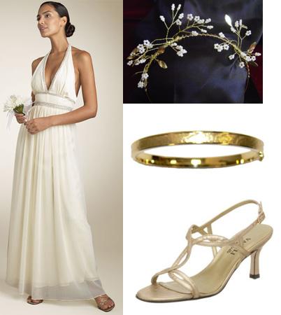 Wedding dresses gallery grecian wedding dress for Grecian wedding dress with sleeves
