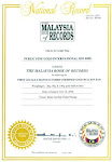 The Malaysia Book Of Record