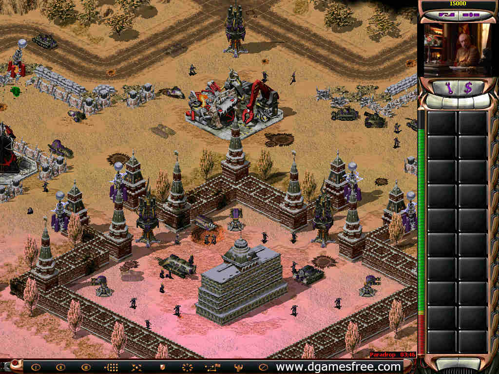 Red alert 2 download full version crack