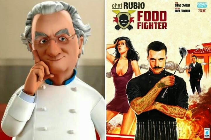 Chef e creatività