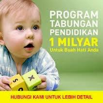 Asuransi Pendidikan 1 M