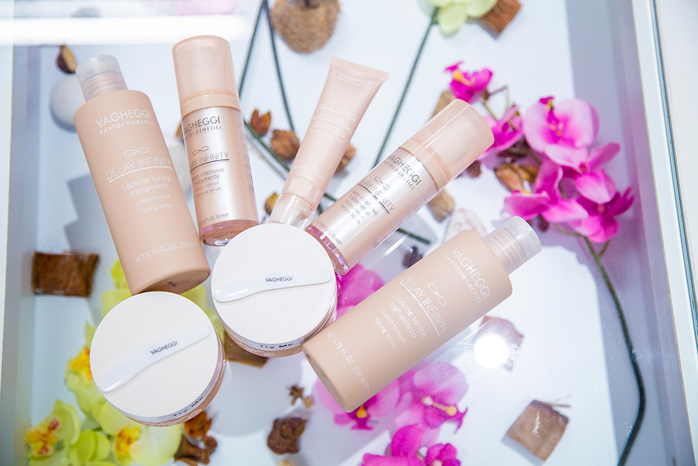 Crystal Phuong- Singapore Beauty Blog- Vagheggi Delay Infinity Products