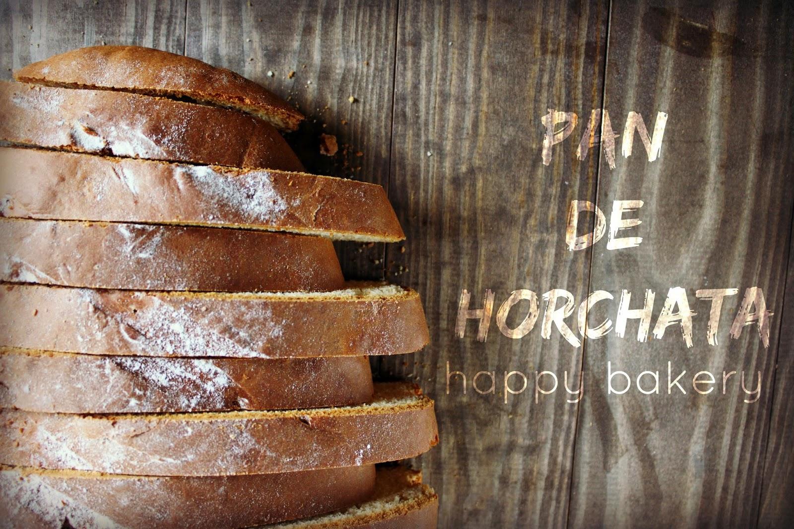 PAN DE HORCHATA
