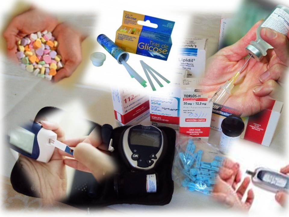 Prevenir Diabetes Mellitus Tipo 2 com Medicamentos