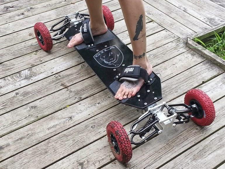Wackyboards Gila Board