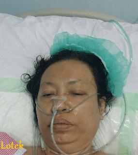 Tolong bantu ibu ini