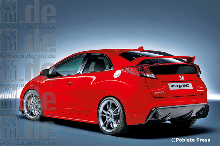 Civic Type R is Launched | Honda and Acura Fans