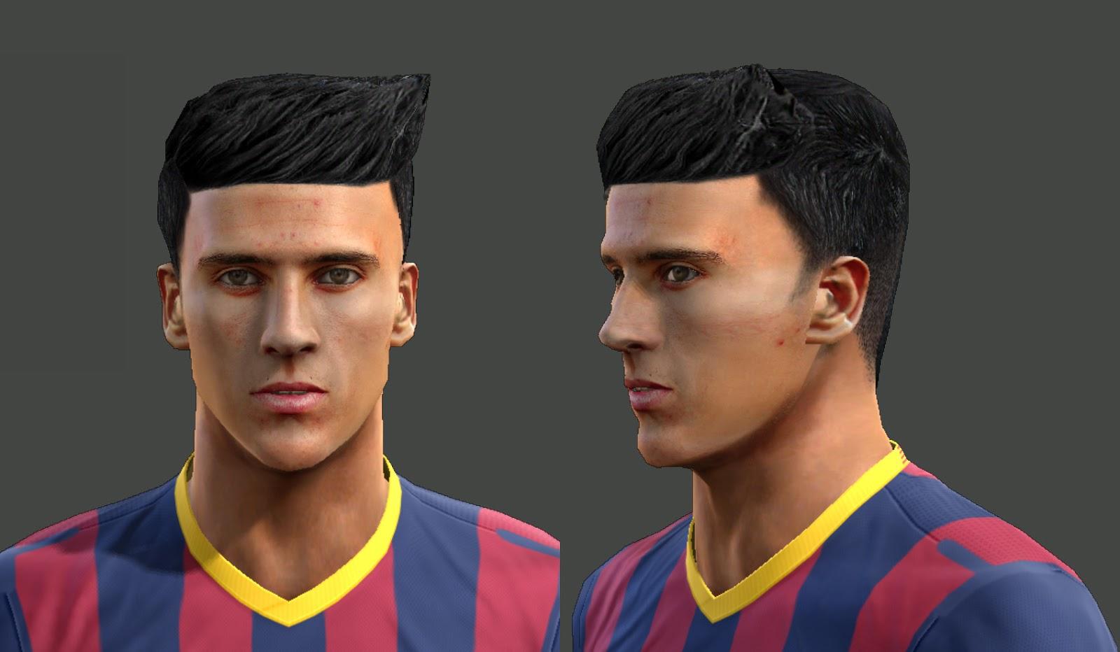 Cristian Tello Face By Eohugo