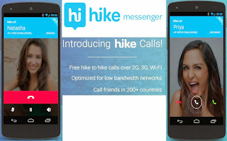 Hike messenger free group calling features