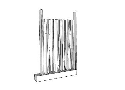 Bamboo Or Wooden Screens6