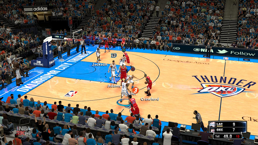 NBA 2K14 PC PS2 PS3 PS4 Icons Mod