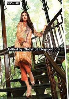 Shaista's Pure Shamose Collection 2015