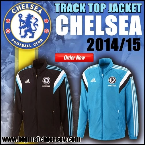 Jacket GO Training Chelsea Track Top 2014 - 2015