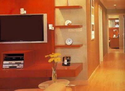 Dale un decorado a tus pasillos demain deco - Colores pasillos interiores ...