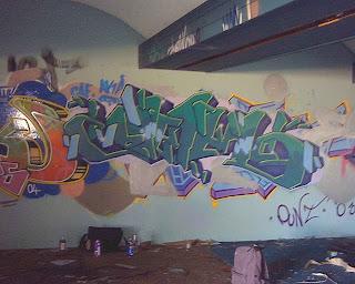 Alphabet Graffiti Art