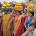 సాగర తీరం పూల వనం : వైభవంగా జరిగిన సద్దుల బతుకమ్మ వేడుకలు