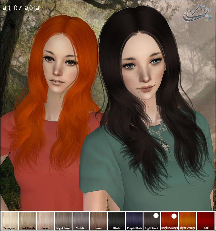 Прически для The Sims 2 .Женские - Страница 2 Narve+02