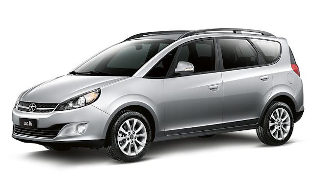 de precio en la gama de JAC Auto : Autoblog Uruguay | Autoblog.com.uy