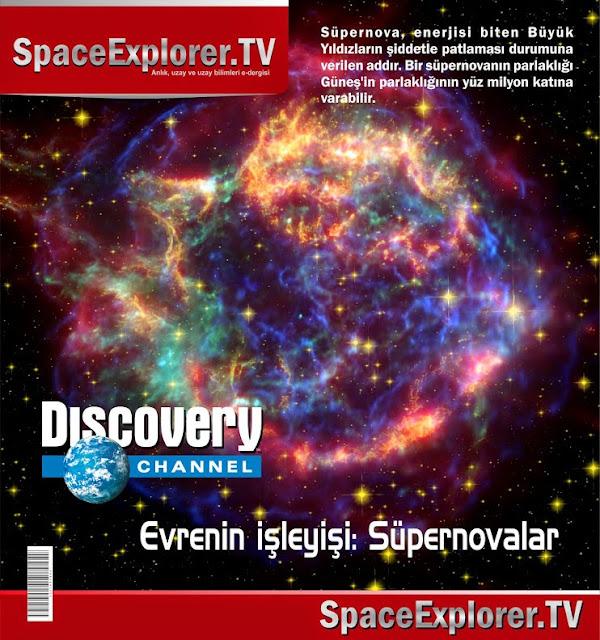 Belgeseller, Discovery Channel, Discovery Science, izle, Nötrinolar, Süpernova, videolar, yıldızlar, Yıldızların ölümü,