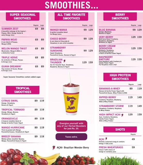 boost juice bars franchise essay