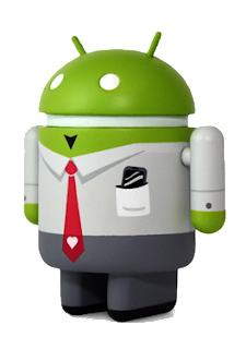 android guide man