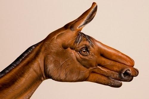 10-Horse-Guido-Daniele-Artist-Hand-Painting-Italian