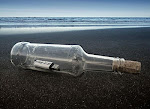 USB Messege in a bottle
