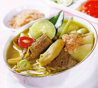 resep cara membuat soto ayam lamongan super lezat dengan cara yang singkat dan mudah