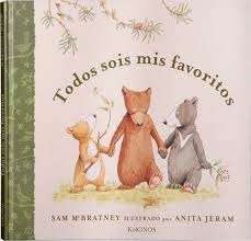 libros-bebes-infantil-todos-sois-mis-favoritos-kokinos