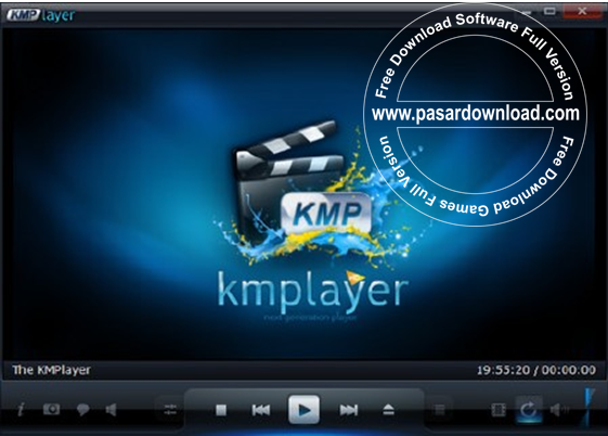 Free Download KMPlayer 3.8.0.120 Final