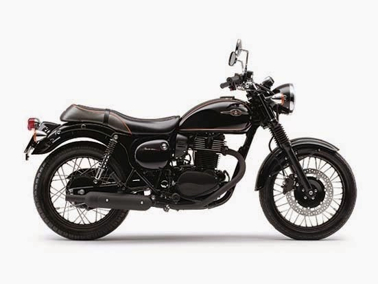 2015 Kawasaki Estrella 250