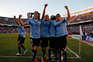 Uruguay confirma tres partidos amistosos para Septiembre