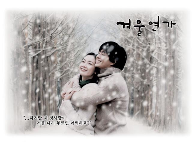 Winter sonata, musim salju, korea, seoul,
