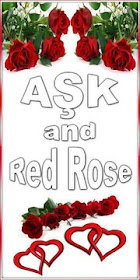 ask en red roze