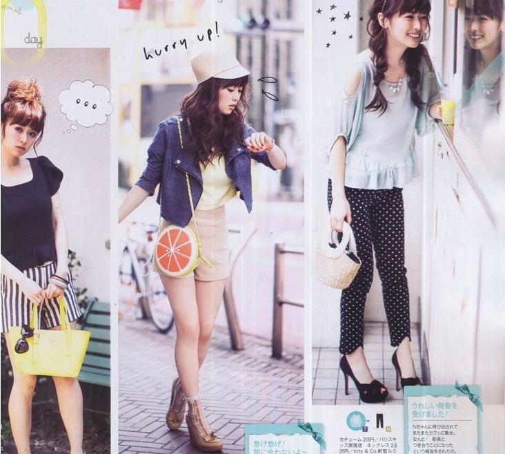 Jakostyle Inspirasi Fashion Gaya Korea Dan Jepang Anisatul Aflahah Trend Baju Jepang Terbaru